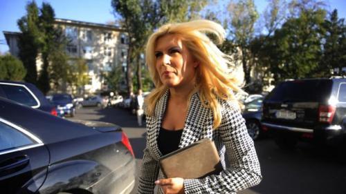 Elena Udrea, învoită de DNA să plece în vacanță