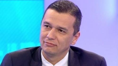 Sorin Grindeanu: Aproape toată lumea are senzaţia că PSD se îndreaptă spre prăpastie