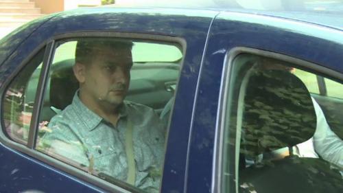 Un șofer a fost reținut de polițiști după ce a amenințat cu moartea un agent de circulație