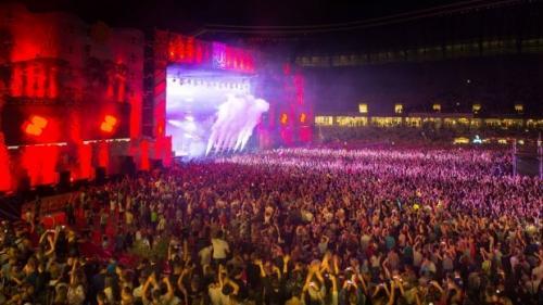 Probleme, după primele două zile ale festivalului Untold. Locuitorii Clujului sunt DISPERAȚI