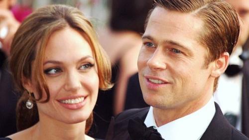 Angelina Jolie a suspendat procesul de divorț de Brad Pitt
