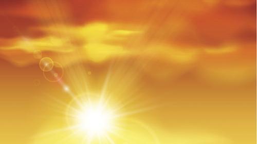 AVERTIZARE ANM. Cod portocaliu de caniculă şi disconfort termic în 2 judeţe; Cod galben în 24 de judeţe şi Bucureşti, până la 18:00