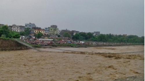 Musonul face ravagii în Himalaya, Nepal și India