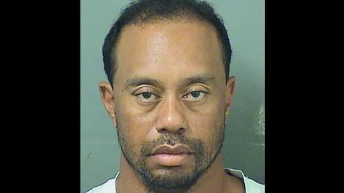 Tiger Woods prins drogat cu 5 medicamente