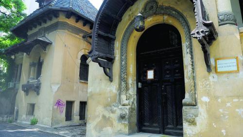 Așezământul Brătianu - sediu pentru muzeul nedreptății