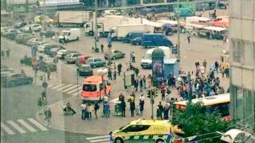 ALERTĂ - VIDEO - Nou atac terorist. Mai multe persoane au fost înjunghiate pe o stradă din localitatea finlandeză Turku