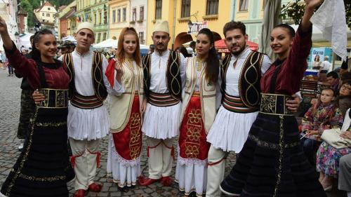 Sighișoara, cetatea toleranței interetnice