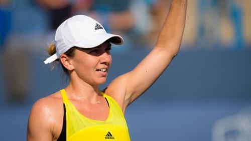 Simona Halep s-a calificat în semifinalele de la Cincinnati