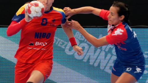 Handbal feminin. România, locul 7 la Campionatul Europeam Under-17