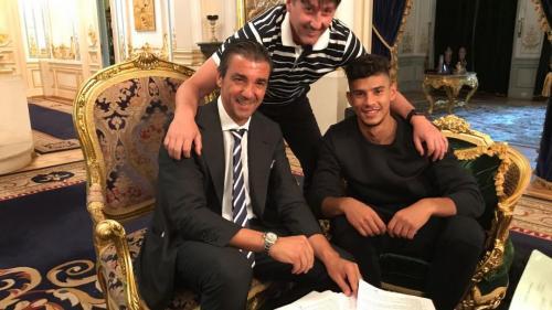 """Inca un tun. Gigi Becali a anuntat transferul lui Florinel Coman: """"Dumnezeu l-a pus să joace așa slab"""""""