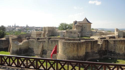 Top cetăţi medievale de vizitat