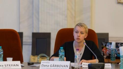 Dana Gîrbovan, reacție la propunerile de schimbare a legilor justiției