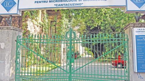 Decizie de ultimă ora de la Guvern! Institutul Cantacuzino va trece în subordinea MApN!