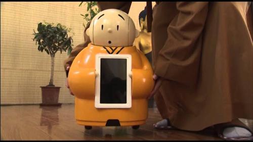 Japonia: Un robot programat să îndeplinească rolul de călugăr budist poate fi închiriat pentru a oficia slujbe de înmormântare