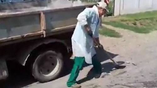 Scene înfricoșătoare pe o şosea din România:! Organe şi intestine răspândite pe asfalt şi pe maşinile şoferilor