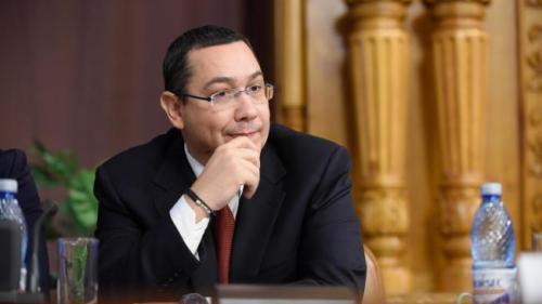 Victor Ponta confirmă că a vrut să vândă TAROM