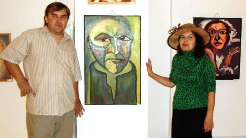 Daniela Isache si misterul expresionismul sau