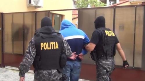 Tânăr arestat pentru trafic de droguri provenite din Spania