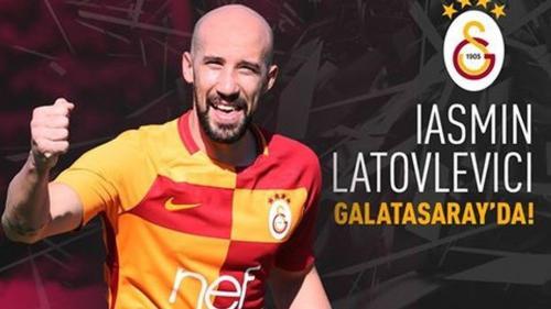 Anunț OFICIAL. Iasmin Latovlevici la Galatasaray!