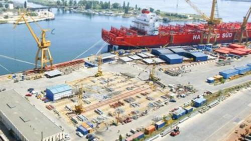 Daewoo renunță oficial la Șantierul Naval din Mangalia