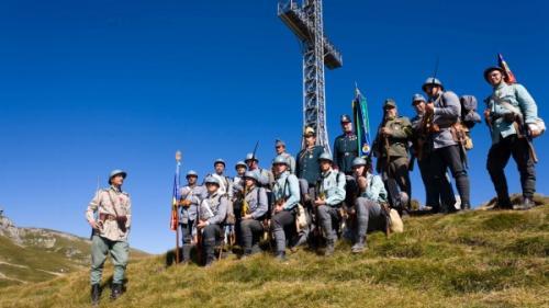 Topul celor mai înalte cruci din România. Una dintre ele se află în Cartea Recordurilor (FOTO și VIDEO)