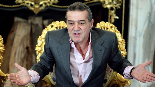 Declarație șocantă a lui Gigi Becali după victoria Stelei cu Plzen: Cine poate învinge Sfânta Cruce?