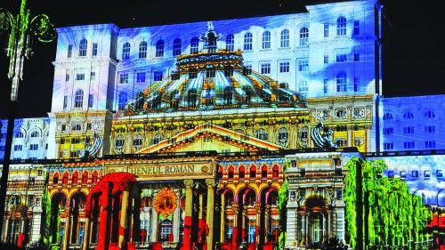 Trei zile de spectacol în cinstea Bucureștiului