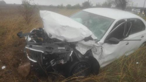 Accident grav în Timiș soldat cu doi răniți