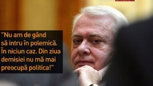 Reacția lui Viorel Hrebenciuc la acuzațiile lui Liviu Dragnea