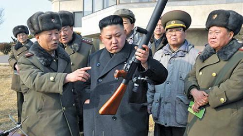Execuții în masă ordonate de Kim