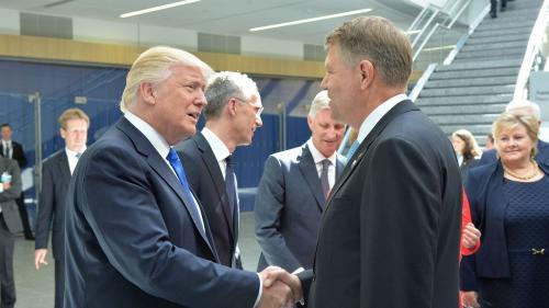 Iohannis, a patra întâlnire cu Donald Trump