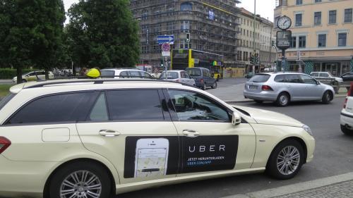 Uber și-a pierdut licența de funcționare în Londra
