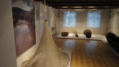 Muzeul de Etnografie de la Rupea este inima cetăţii