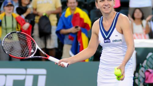 Simona Halep, a doua favorită la turneul WTA de la Wuhan