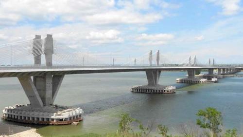 Circulația pe podul Calafat-Vidin, întreruptă pentru reparații