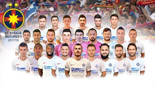 FCSB i-a prelungit contractul unui jucător cu probleme până în 2021