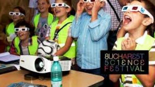 Bucharest Science Festival începe miercuri