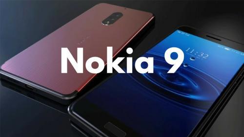 Nokia 9 sau reinventarea unui brand