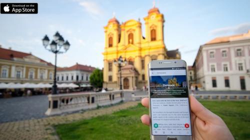 Descoperă România cu ajutorul aplicaţiilor digitale