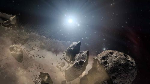 Un asteroid de mari dimensiuni se apropie de planeta noastră cu o viteză de 14 km/h
