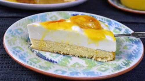Rețeta zilei: Cheesecake cu lămâie