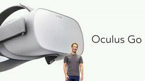 Facebook a lansat noua cască virtuală Oculus Go, fără fir şi la un preţ accesibil