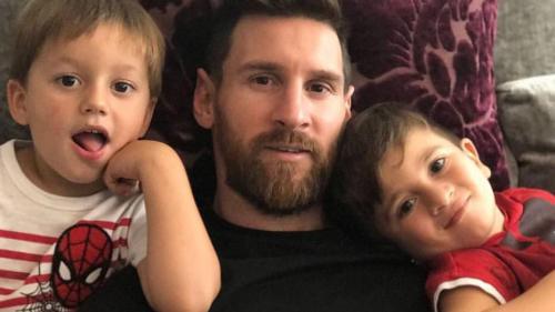 Messi, tată pentru a treia oară