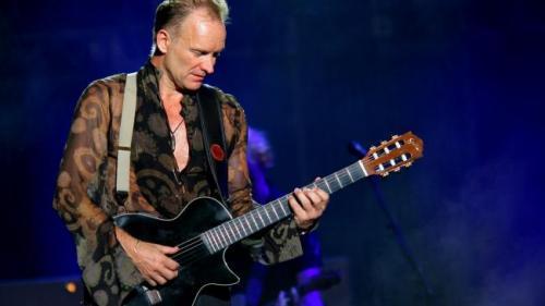 Cluj: Sting va concerta astăzi pentru prima dată în Transilvania