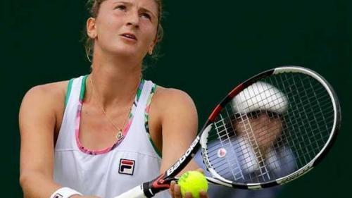 Tenis: Irina Begu s-a calificat în semifinalele turneului WTA de la Moscova