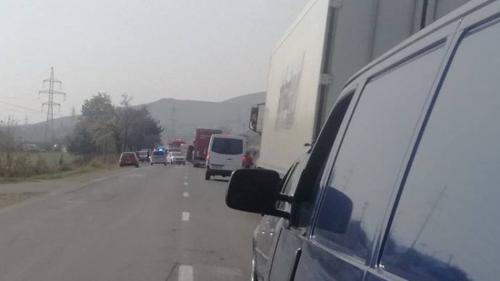 Accident cu 10 victime în județul Alba