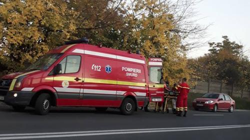 Galaţi: Un mort şi trei răniţi grav într-un accident rutier pe DN 26