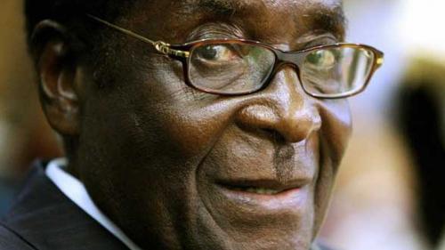 """OMS """"anulează"""" numirea preşedintelui Mugabe ca ambasador al bunăvoinţei"""