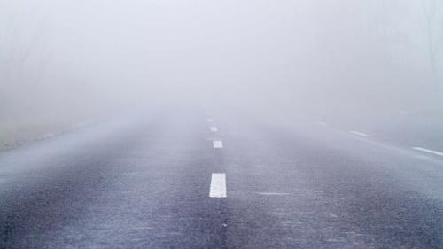 AVERTIZARE ANM: Cod galben de ceaţă şi vizibilitate redusă în 16 judeţe, în următoarele ore