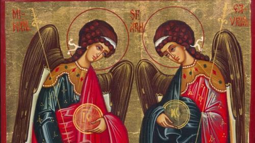 """Urări, mesaje şi sms-uri de """"La mulţi ani"""" de Sfinţii Mihail şi Gavril!"""